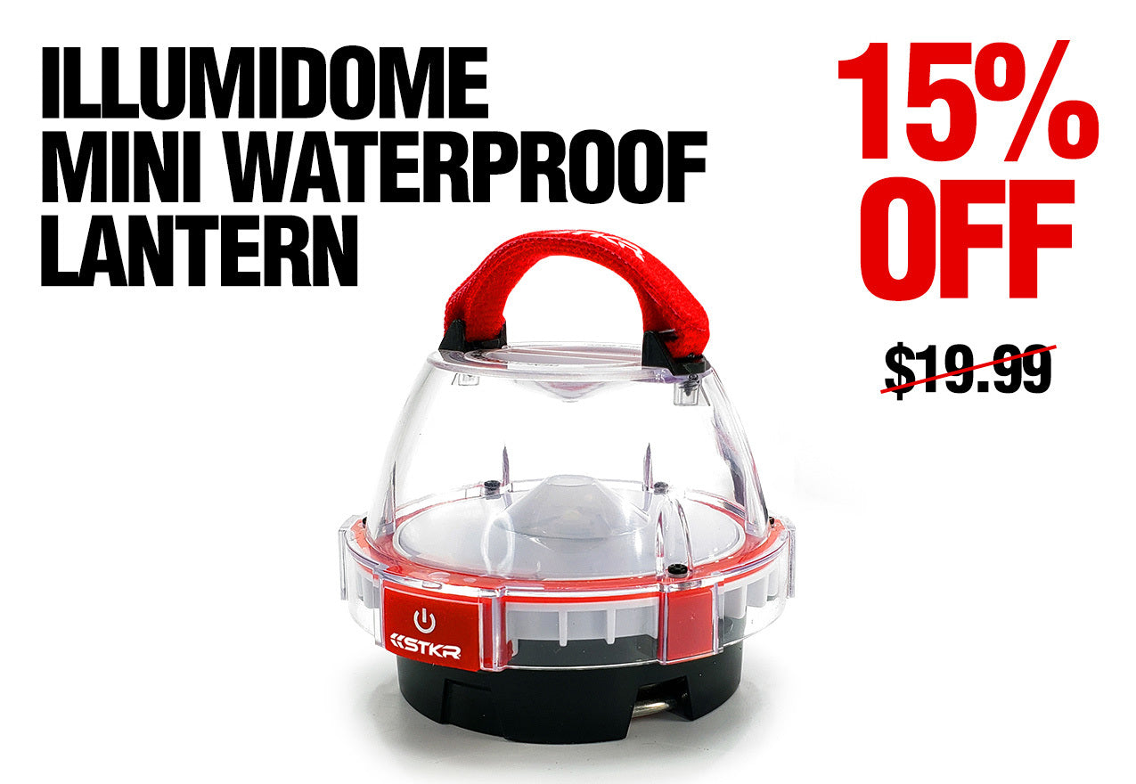 Deal of the Month - 15% Off ILLUMiDOME