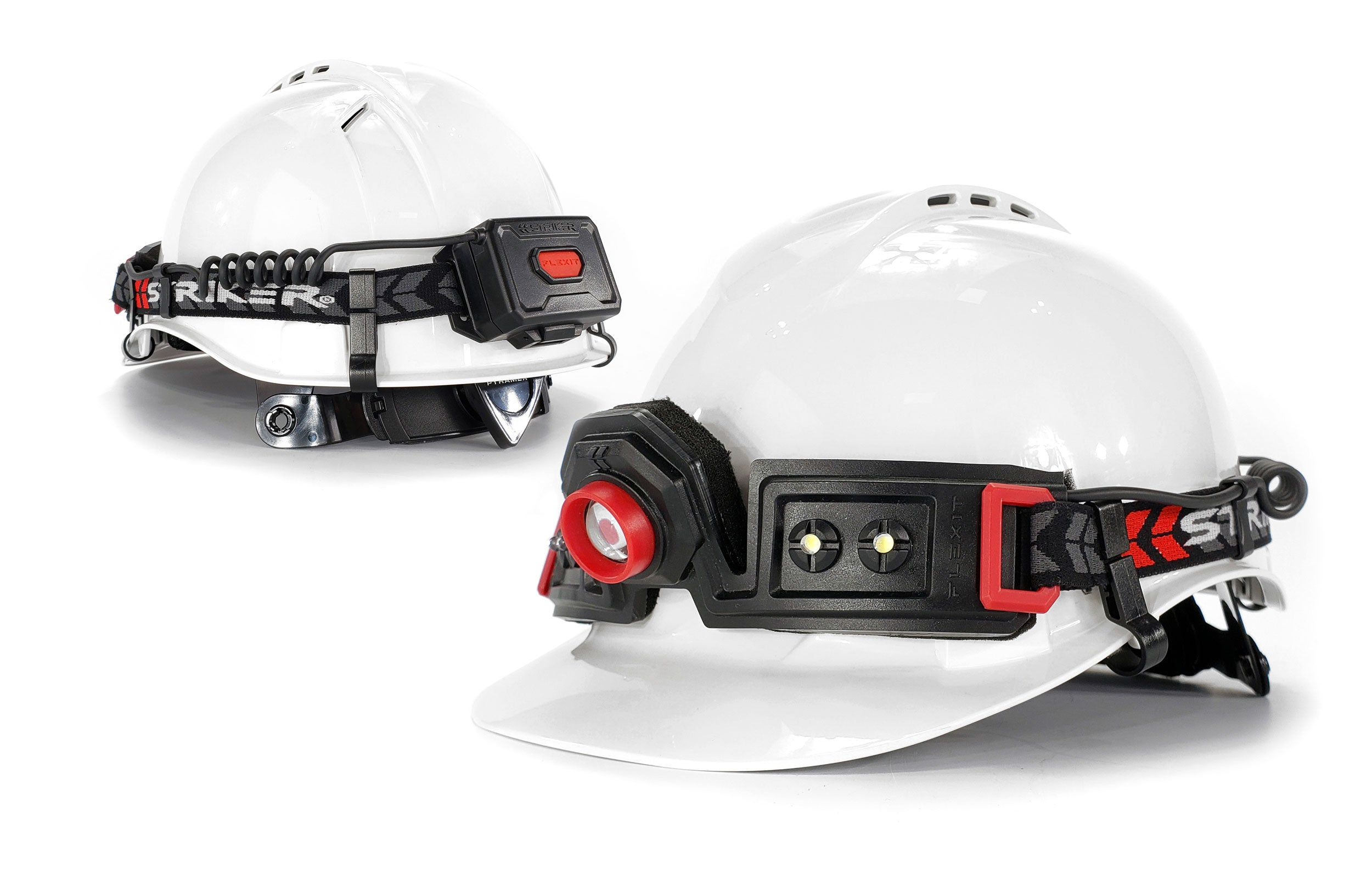 FLEXIT Headlamp 2.5 hard hat compatible