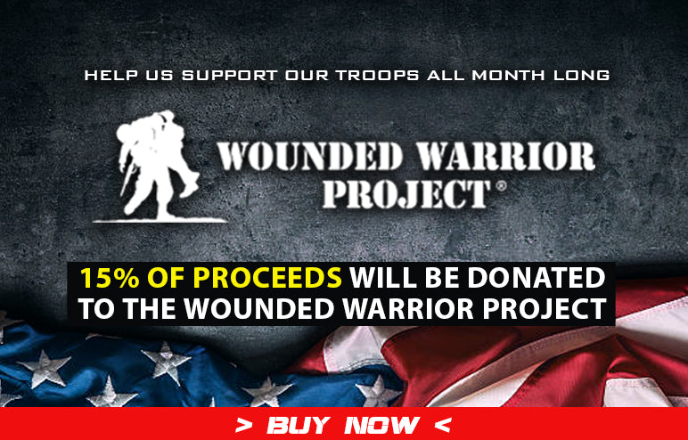 Wounded Warrior Project Support