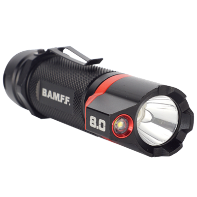 STKR Concepts | BAMFF - Dual LED Flashlight | Striker