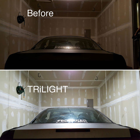 How Many Lumens Do You Need To Light A Garage Stkr Concepts
