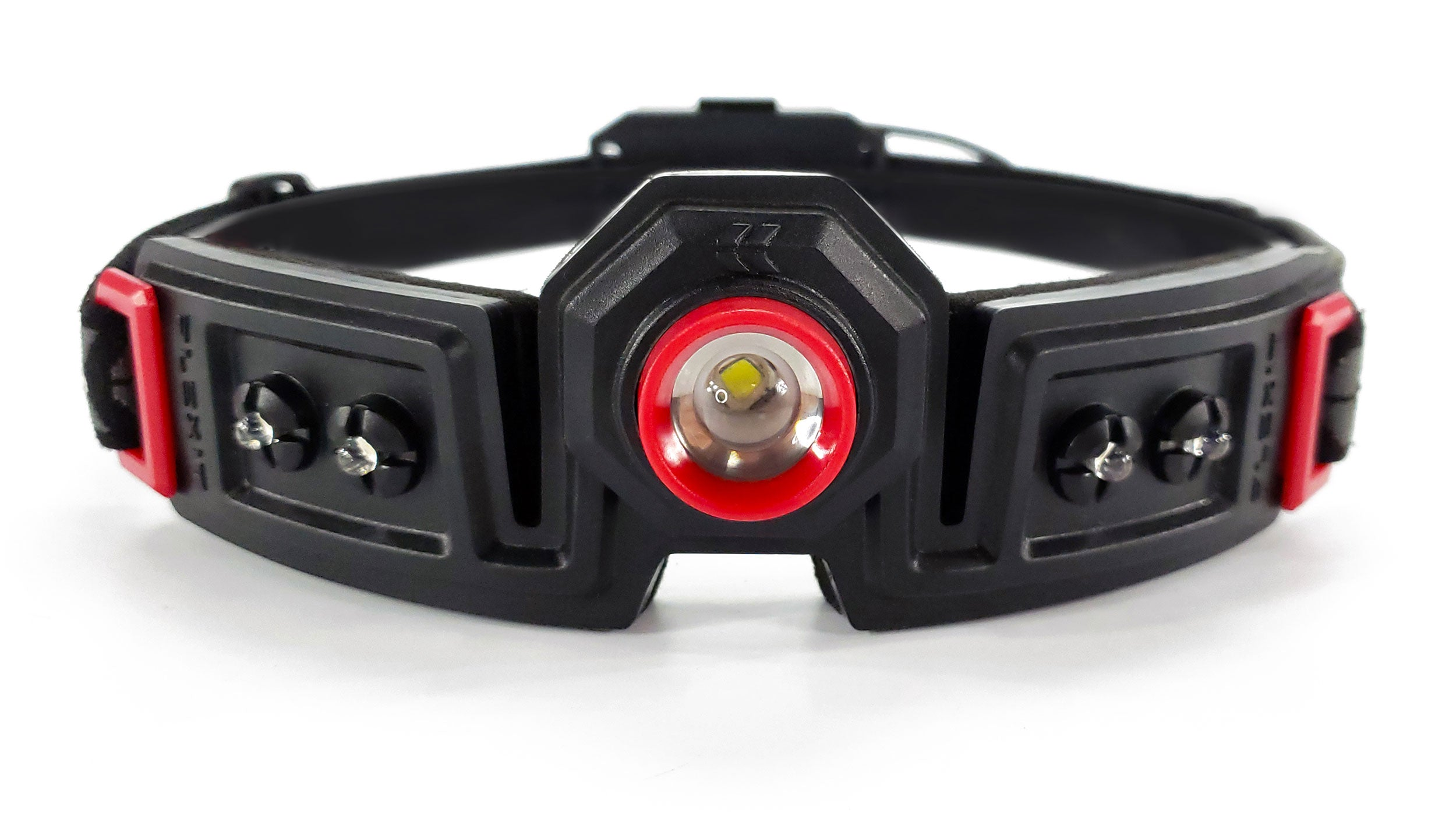 FLEXIT Headlamp 2.5 Flexible Headlamp Front View