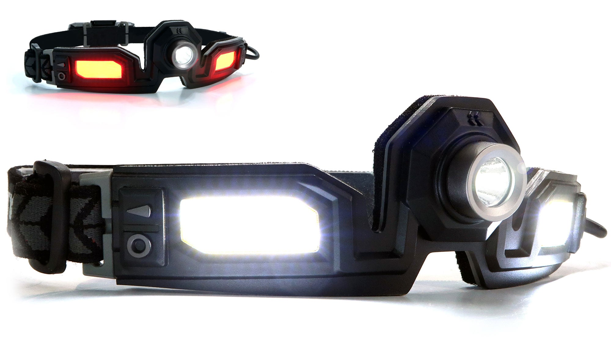 The FLEXIT Headlamp PRO front lighting system by STKR Concepts - Striker