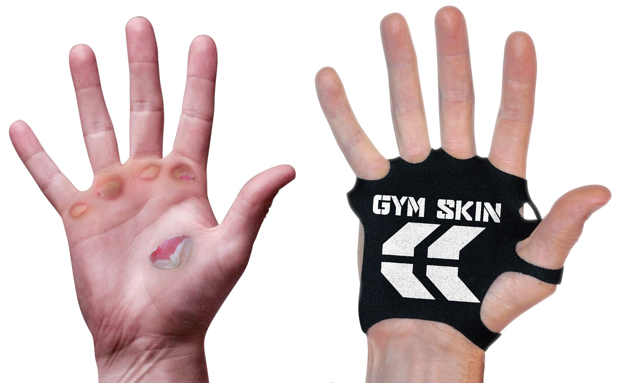 Gym Skin Fitness gloves, work out gloves, cross fit / crossfit gloves, gym gloves