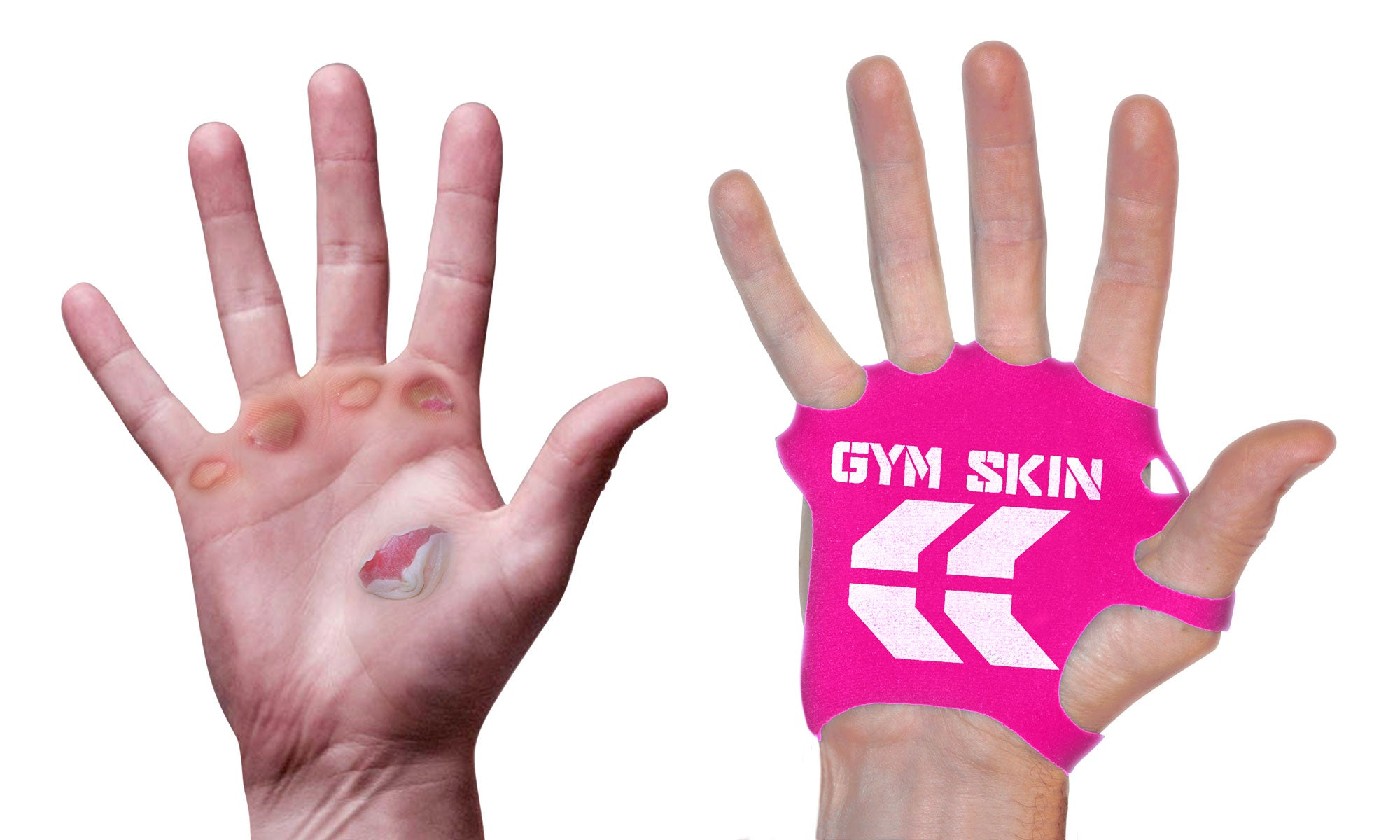 Gym Skin palm protection