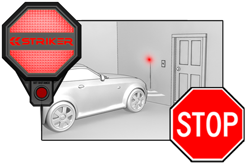 Garage Parking Sensor Perfect Parking Every Time