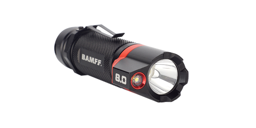 B.A.M.F.F. Dual LED Tactical Flashlights by STKR Concepts