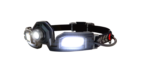 FLEXIT Headlamps - Halo style lighting with spotlight