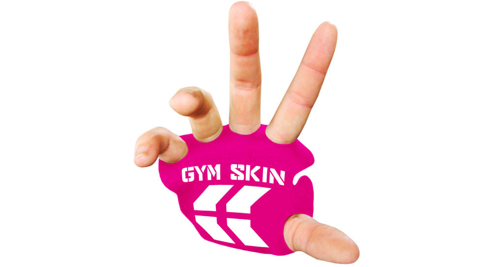 STKR Concepts Gym Skin Pink - Hand Protection against blisters while working out - Striker