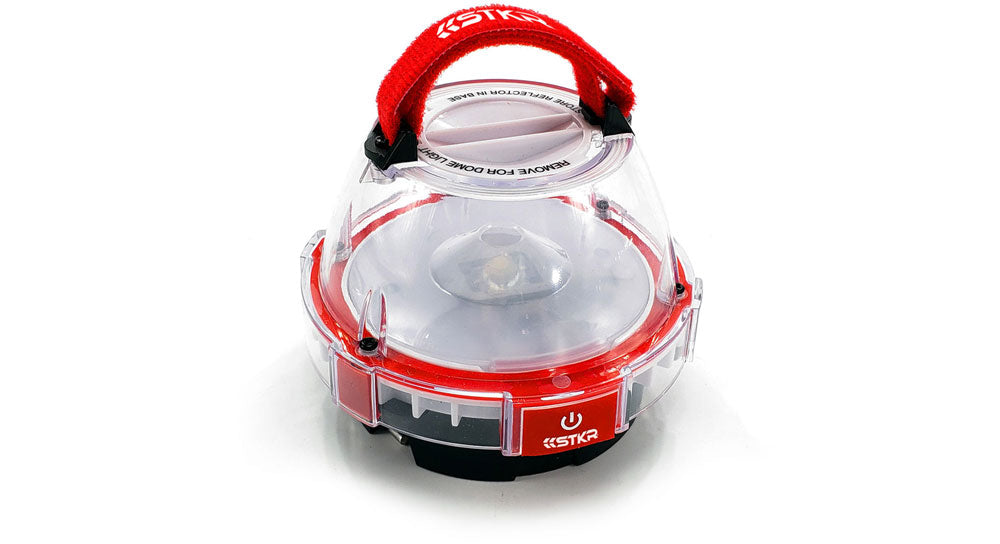 STKR Concepts ILLUMiDOME - Mini Waterproof LED Lantern - Striker