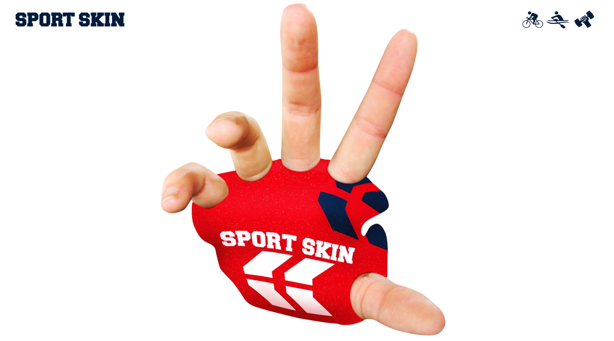 STKR Concepts Sport Skin Hand Protection Against Blister during Sporting Activities