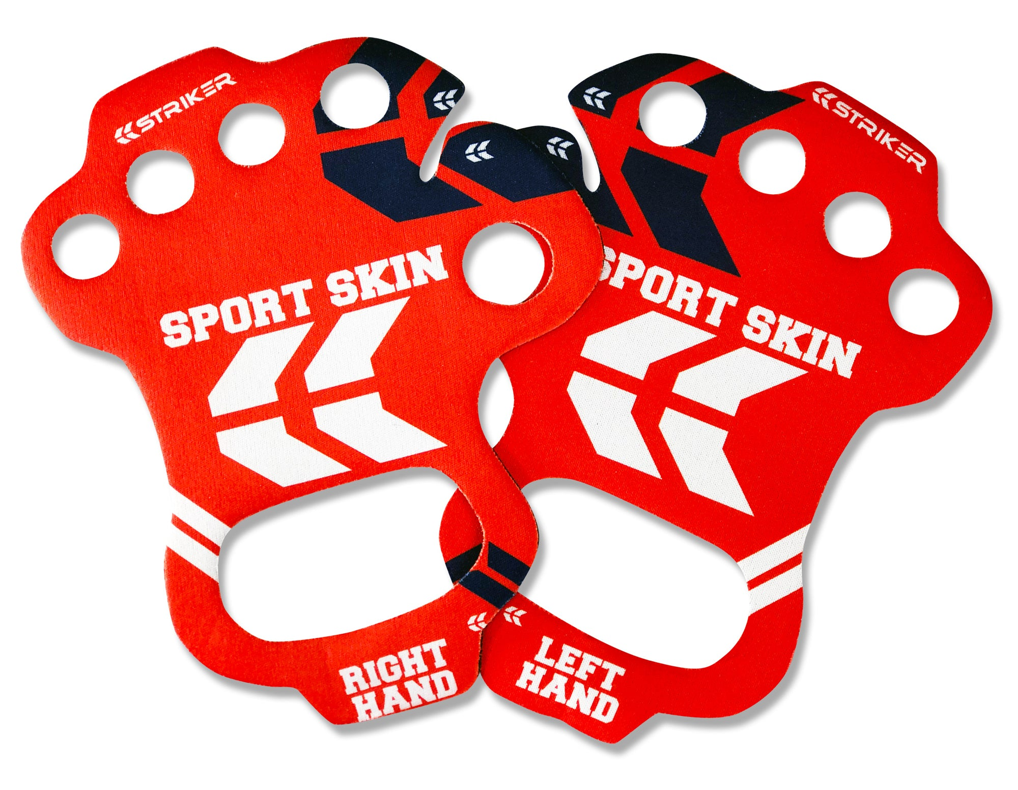 Striker Sport Skin pair included in packaging