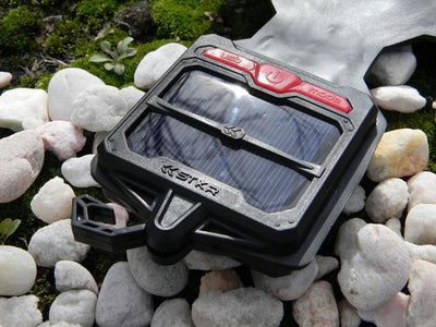 FLEXIT Solar - 500 Lumen Flexible, Magnetic, Rechargeable, Flashlight