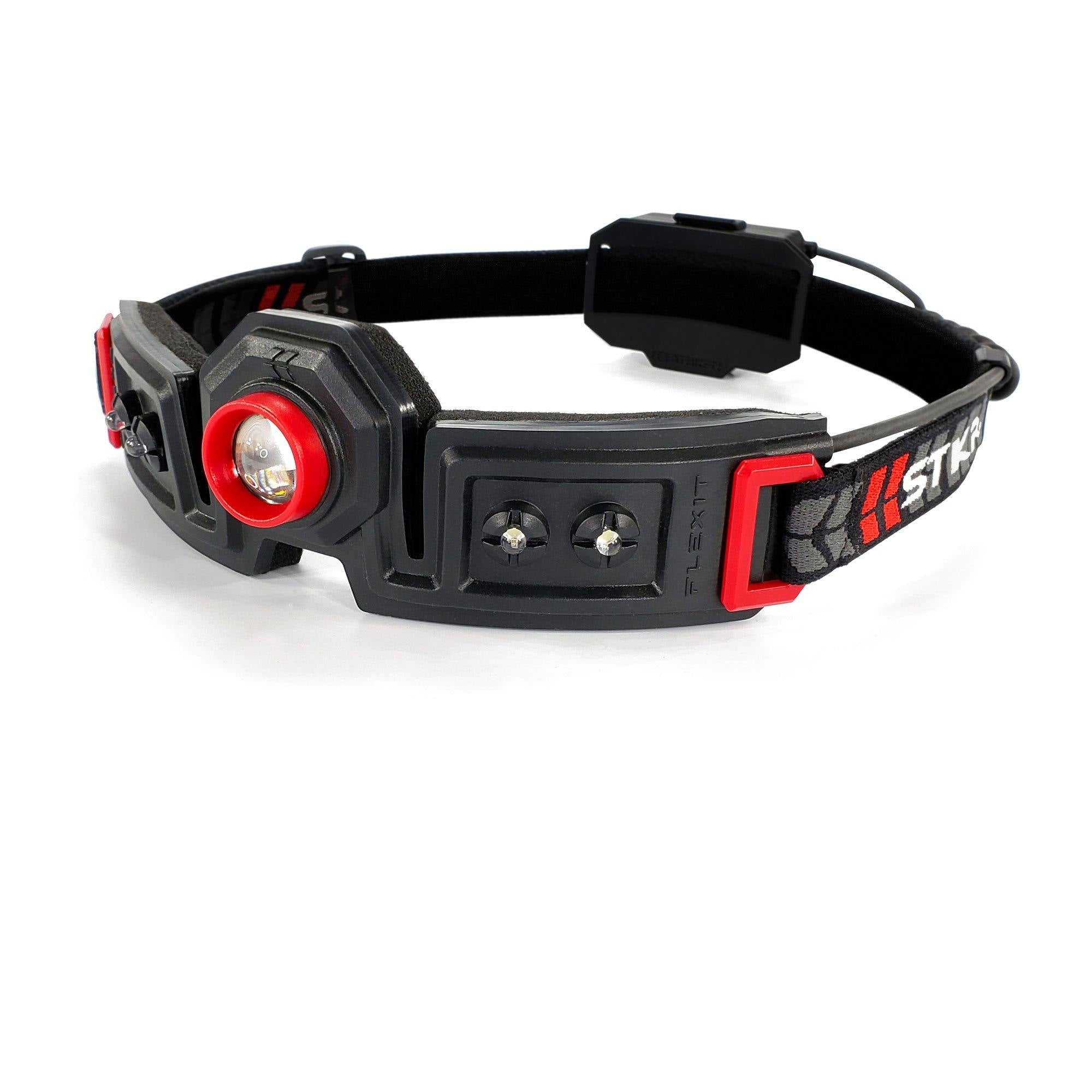 STKR Concepts FLEXIT Headlamp 2.5 with 180 degree halo lighting