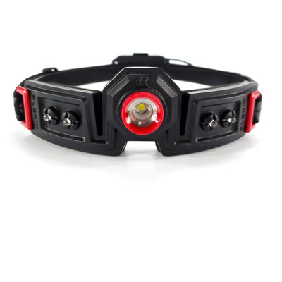 STKR Concepts FLEXIT Headlamp 2.5 - front view