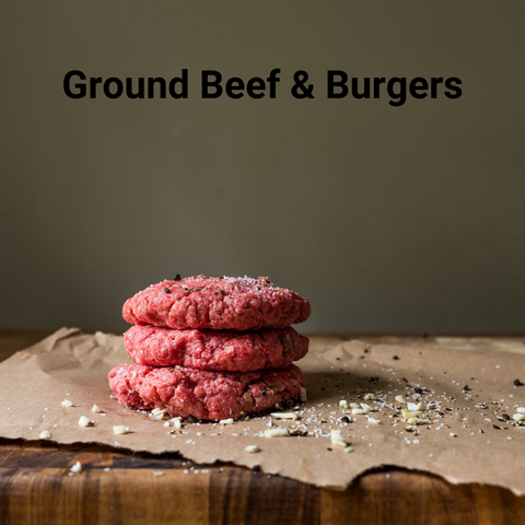 Shop Shipley Farms Ground Beef and Burger Meat