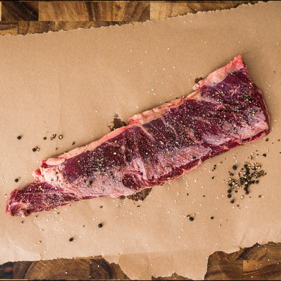 Inside Skirt Steak from Shipley Farms Steak Sampler Package