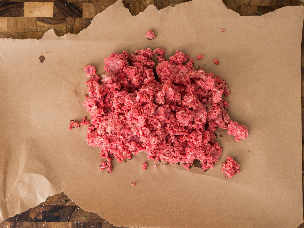 1 pound of Shipley Farms ground beef