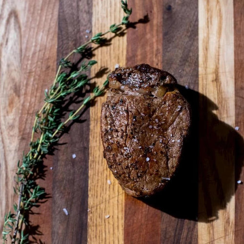 Prepared Filet Mignon Steak