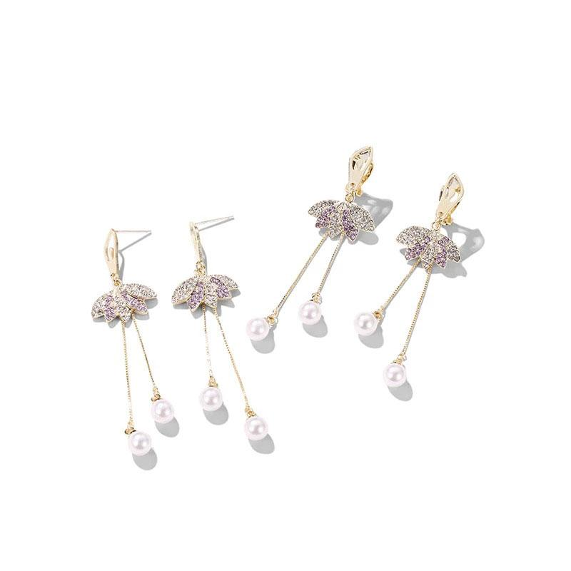 Ballerina Drop Earrings