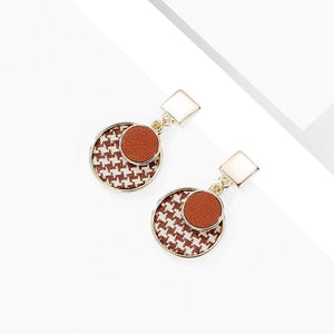 Madeleine Drop Earrings
