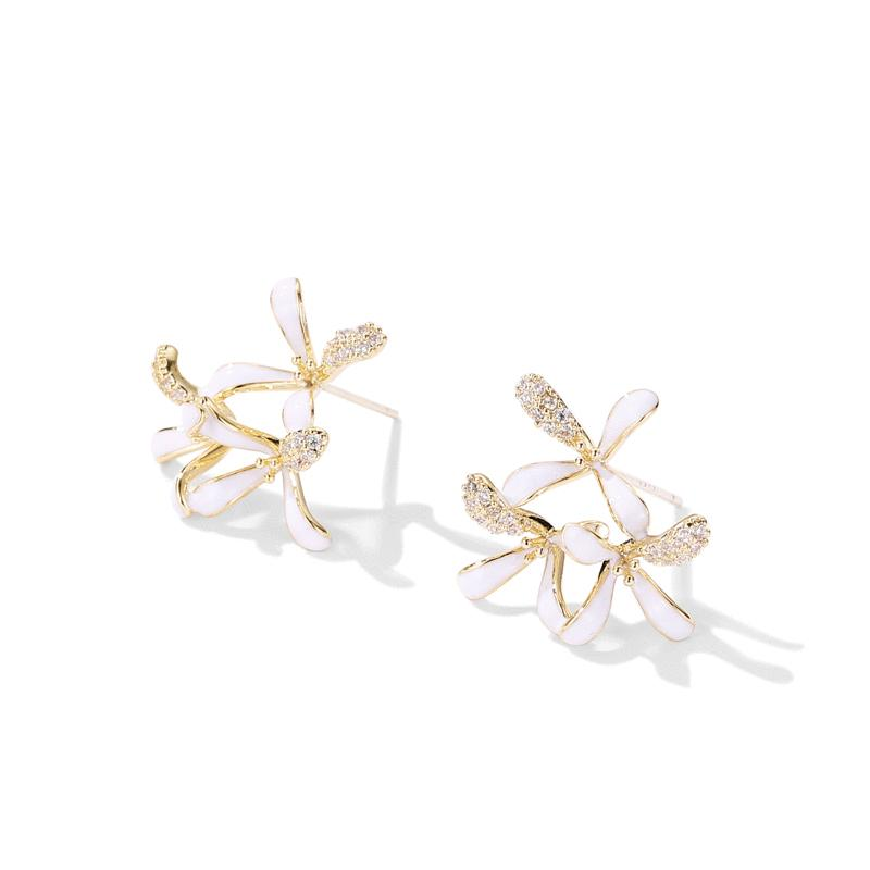 Tatiana Stud Earrings