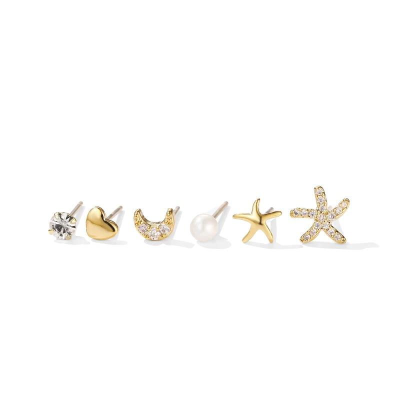 Rosalie Stud Earring Set
