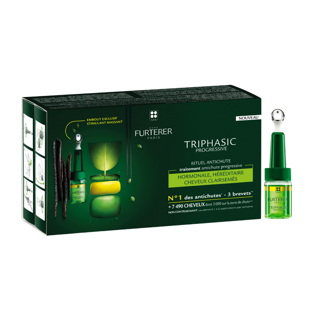 TRIPHASIC Reactional Concentrated Serum