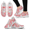 Sketch Medical Women's Sneaker in Pink or White