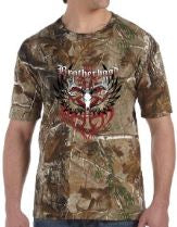 Brotherhood Short Sleeve T-Shirt - REALTREE CAMO:  SIZE MEDIUM