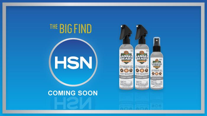 Ranger Ready Repellents® Wins Spot on Home Shopping Network