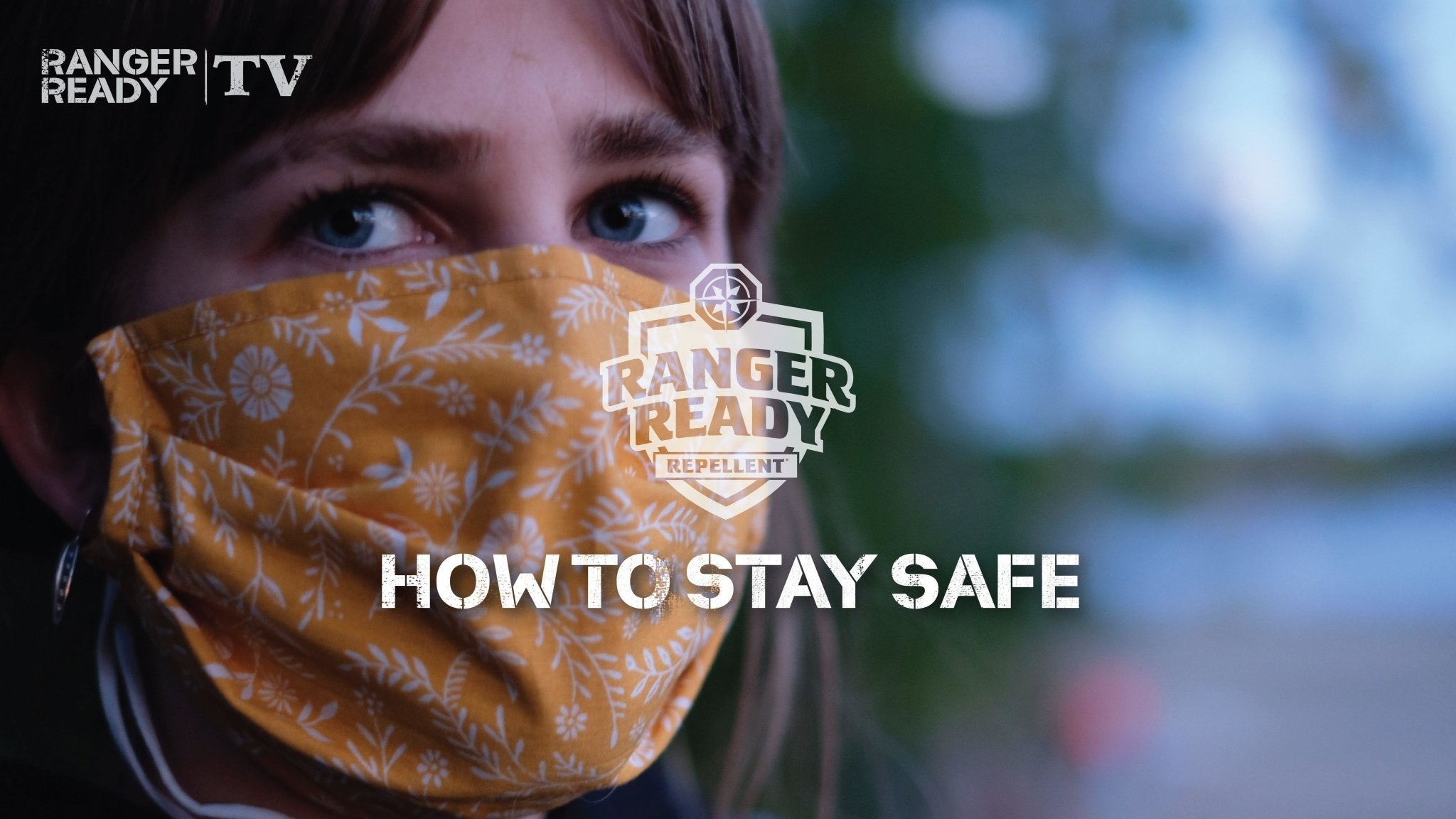 How to Stay Safe with Ranger Ready Hand Sanitizer | Featuring Dr. David Kent