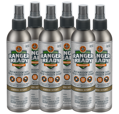 Commercial Pack Mosquito & Tick Repellent