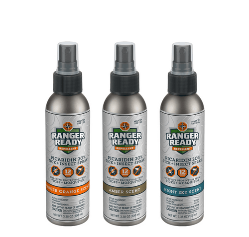 Picaridin Tick Repellent Travel Pack