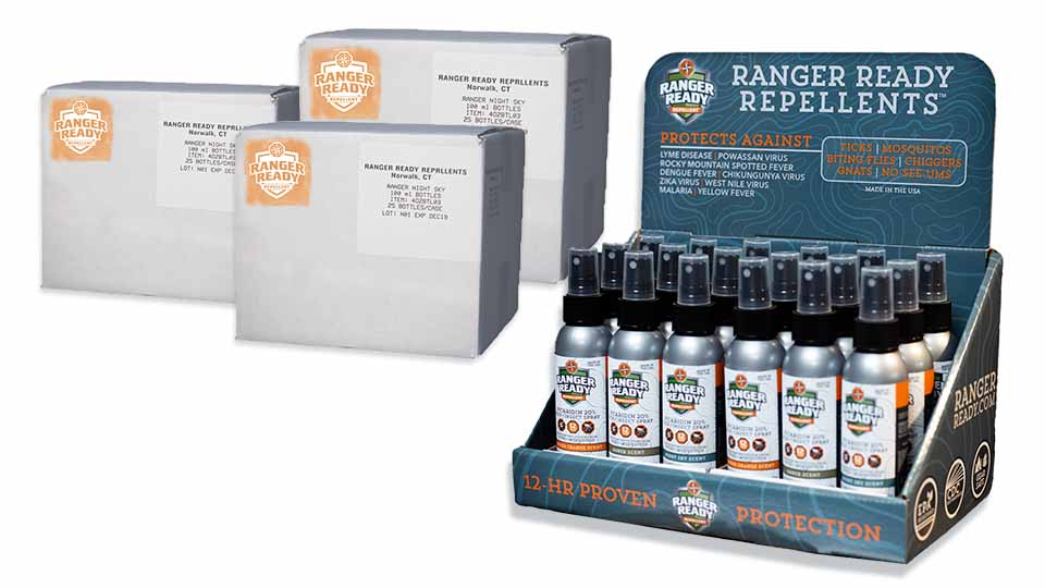 picaridin insect repellent, tick repellent, mosquito repellent, fly repellent, ranger ready repellents, ranger ready, deet free, deet alternative