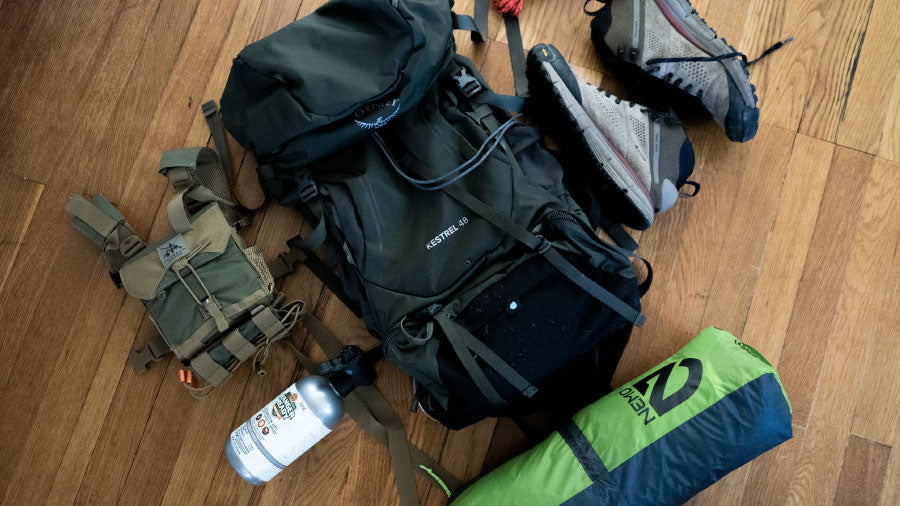 GEAR YOU SHOULD PACK FOR A BACKCOUNTRY SCOUTING TRIP