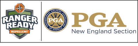 Ranger Ready Repellents Partners with New England PGA, Connecticut PGA, North Florida PGA, New Jersey PGA and Metropolitan PGA