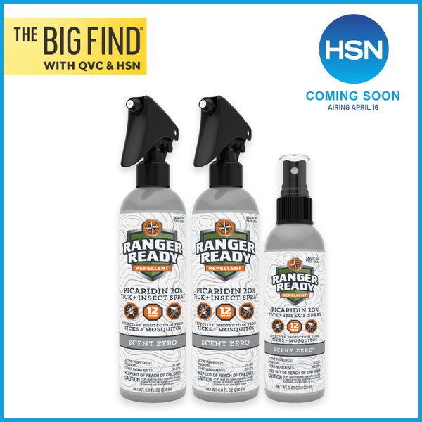 Ranger Ready Repellents on Home Shopping Network The Big Find
