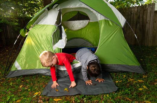 two-children-in-green-tent
