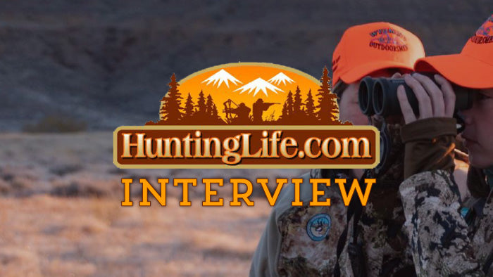 hunting life interviews ranger ready repellents founder and ceo, Chris L. Fuentes