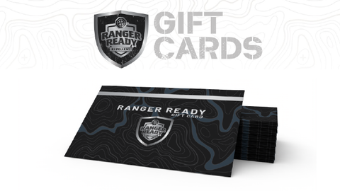 Ranger Ready Repellents and Hand Sanitizer Gift Cards