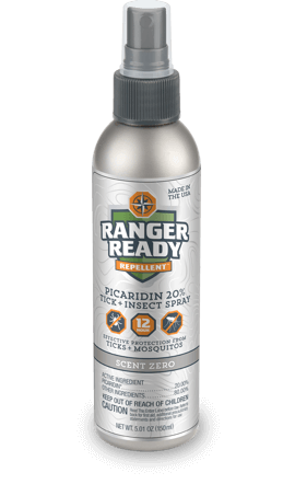 Unscented Bug Spray - Picaridin Insect Repellent
