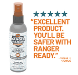 Ranger Ready Hand Sanitizer Spray | 100ml, 3.4 oz