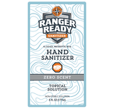 Ranger Ready Hand Sanitizer Spray | 177ml, 6.0 oz