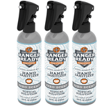 Ranger Ready Hand Sanitizer 3 Pack | 235ml | 8.0 oz