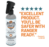 Ranger Ready Hand Sanitizer 6 Pack | 235ml | 8.0 oz