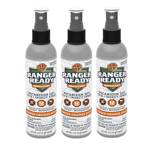 <b>Outlet Store Ranger Orange</b><br>Fine Mist Spray | 150ml, 5.0oz<br>Insect Repellent