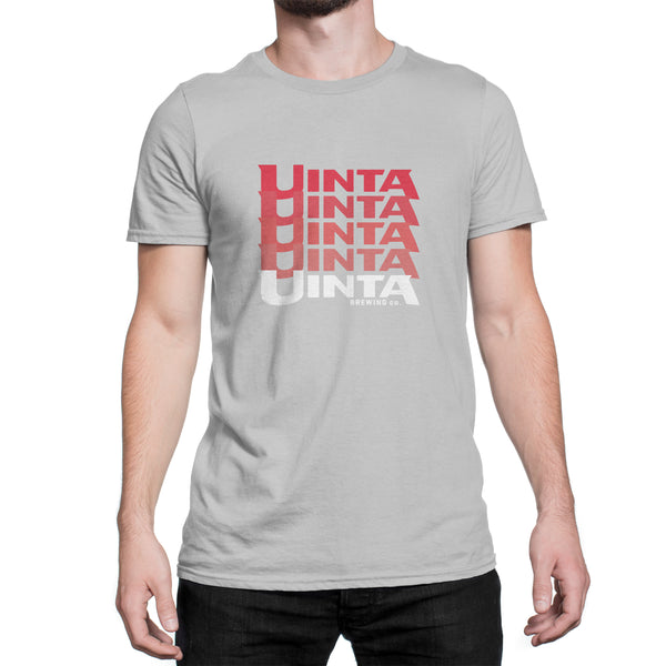 Uinta (Stacked) Brewing T Shirt