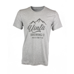 Summer Tee 'Pack It In / Pack It Out' short sleeve - Gray