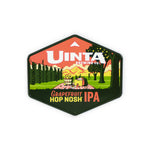 "Grapefruit Hop Nosh IPA 17.5"" Aluminum Sign"